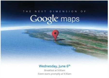 Google Maps para Android tendrá mapas offline y Google Earth nueva tecnología 3D