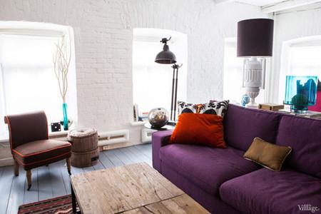 Buenos ejemplos de interiores con paredes de ladrillo visto - Pared ladrillo blanco ...