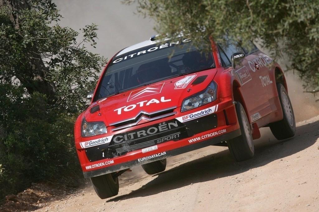 Foto de Citroen WRC Portugal 2007 (1/16)