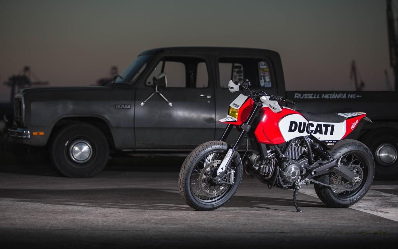 Foto de Ducati Scrambler - Russell Motorcycles (1/22)