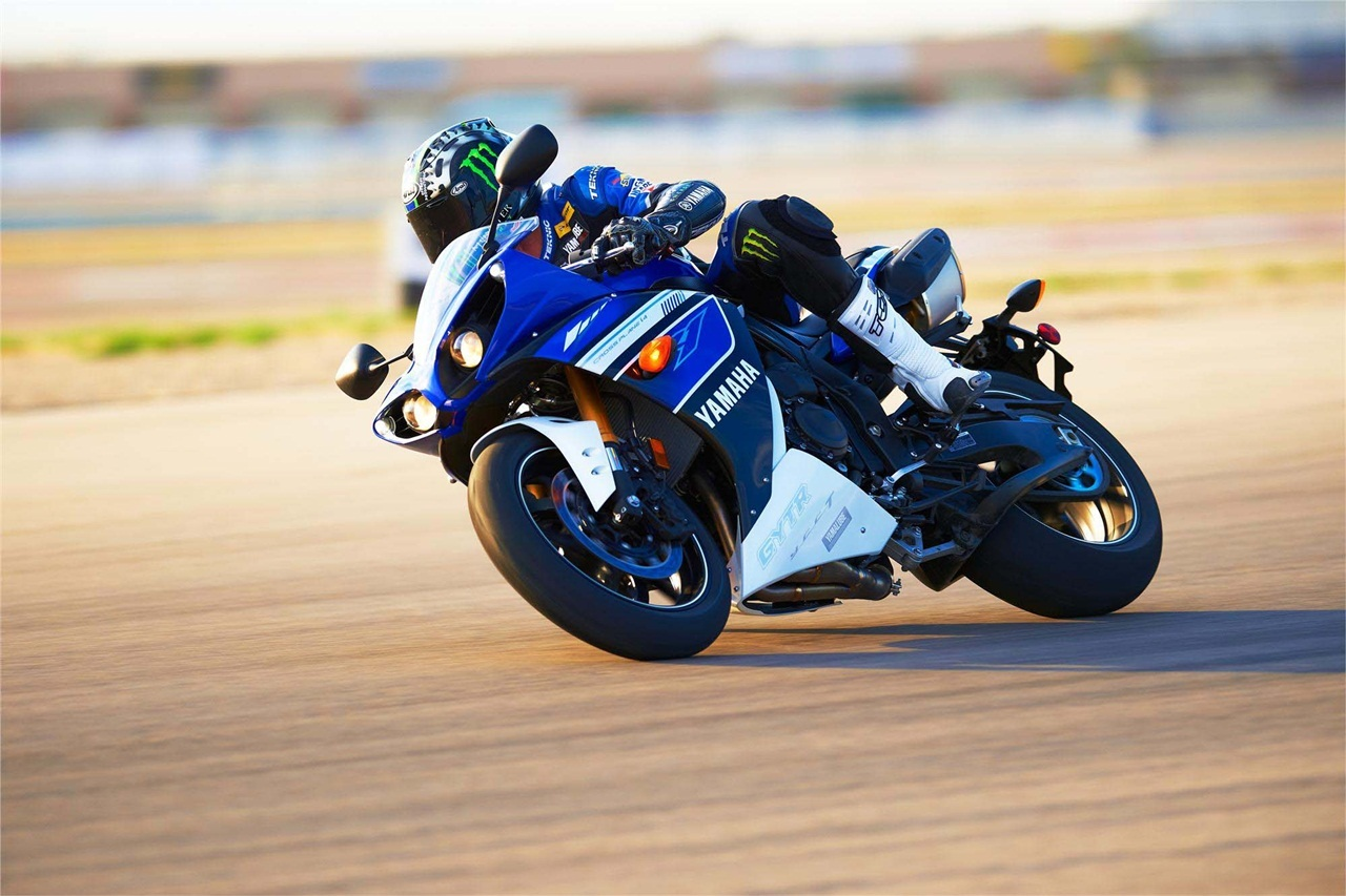 Foto de Yamaha YZF R1 y R6, colores 2013 (2/12)