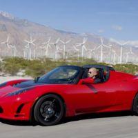 El Tesla Roadster inicia su resurrección esta misma semana