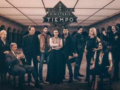 'El Ministerio del Tiempo' vuelve el lunes apostando por más aventura y emoción