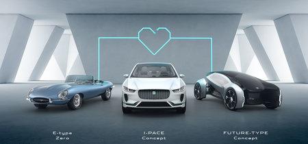 Todos los Jaguar y Land Rover presentados a partir de 2020 tendrán motor eléctrico