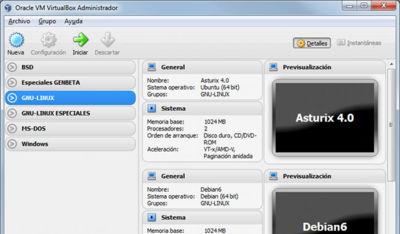 VirtualBox 4.2, interfaz mejorada, capacidades avanzadas de red y más