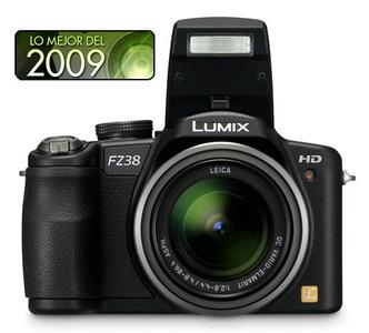 Panasonic FZ38, mejor cámara ultrazoom del 2009