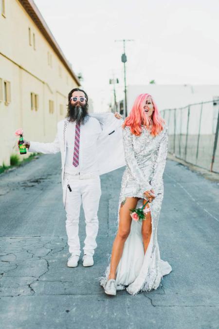 Boda Hipster En Las Vegas