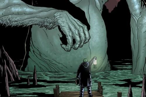 'Providence': H.P. Lovecraft y Alan Moore se encuentran en el núcleo de un cómic aterrador, obsceno y lleno de tentáculos