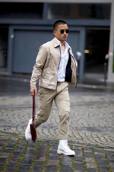 El Mejor Street Style De La Semana Trendencias Hombre Paris Fashion Week 03