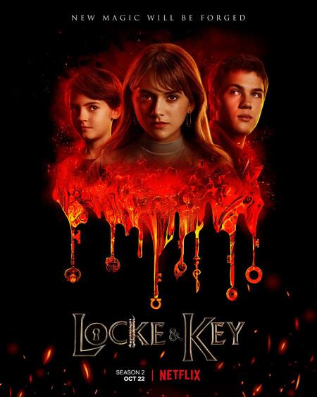 Locke Key Temporada 2 Cartel