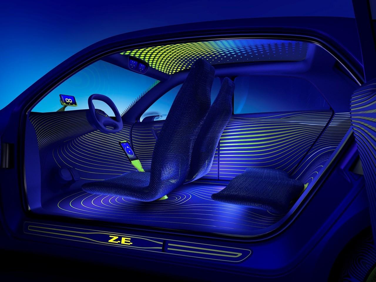 Renault Twin Z concept-car