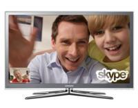 Samsung también coloca las videollamadas con Skype en sus televisores