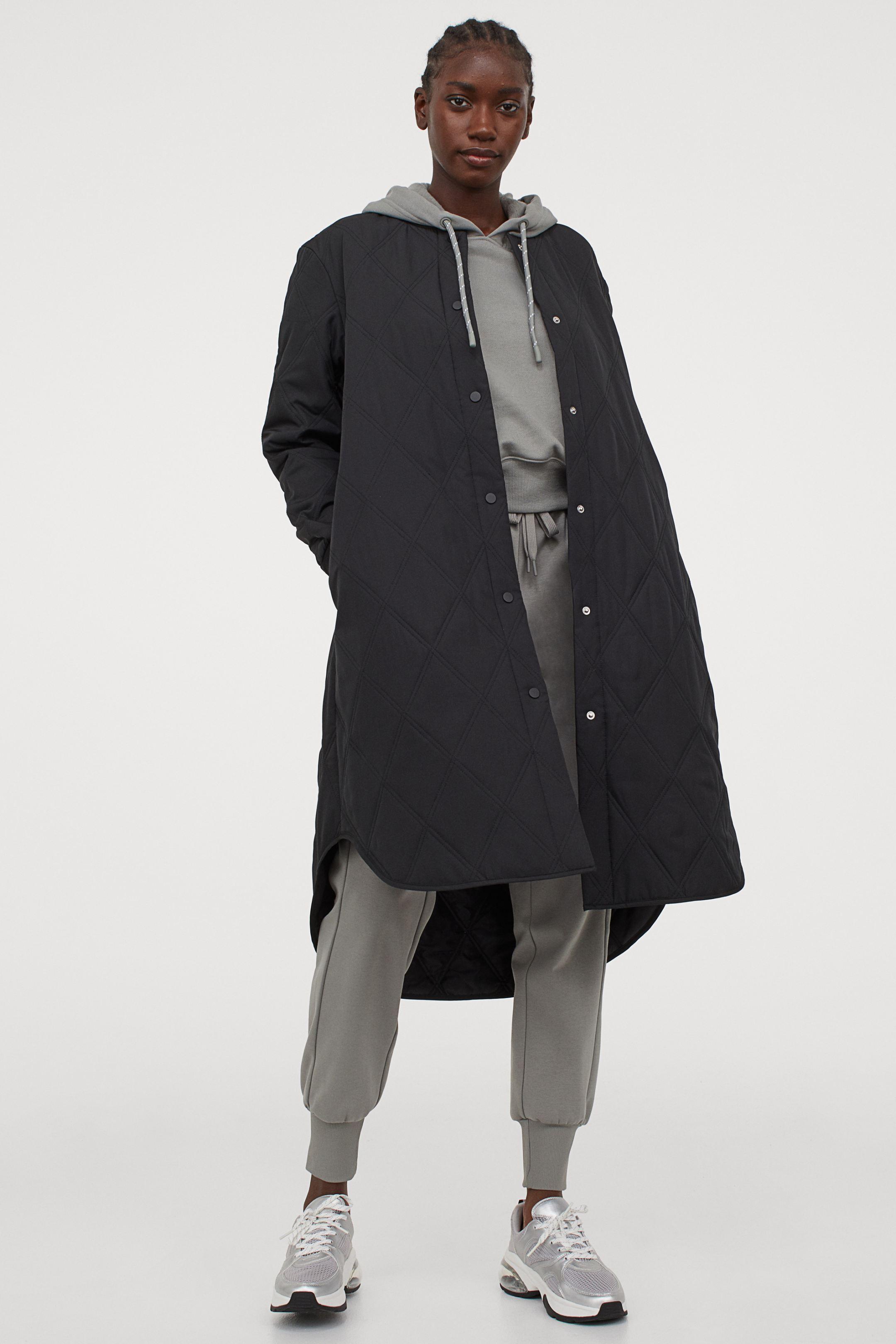 Abrigo guateado XL
