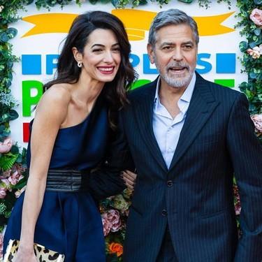 ¿Really, Jorge? George Clooney y Amal donan 100.000 dólares por lo sucedido en Beirut