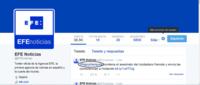El peligro de las sugerencias de etiquetas de Twitter: EFE y su #RajoyMariquita