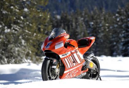 Análisis técnico de la nueva Ducati GP8