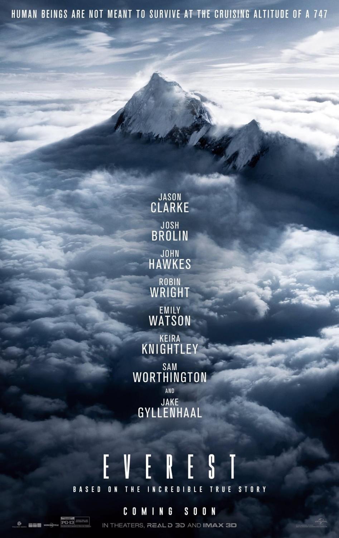 Foto de Carteles de 'Everest' (2/4)