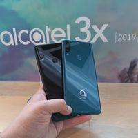 Alcatel 3X 2019 llega a México: el gran salto a la gama media con triple cámara y gran batería, este es su precio