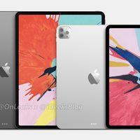 Los posibles iPad Pro de 2020 se filtran dejando ver dos tamaños y un módulo con tres lentes similar al del iPhone 11 Pro