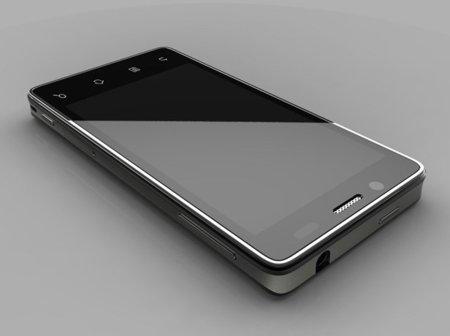 Así podrían ser los teléfonos de Intel con Android