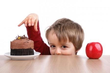 Comida infantil y colesterol