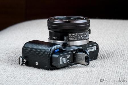Sony A5000 batería