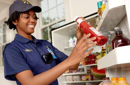 Walmart se quiere meter hasta tu cocina, dejarte la compra en la nevera cuando no estás y además, cobrarte 20 dólares al mes