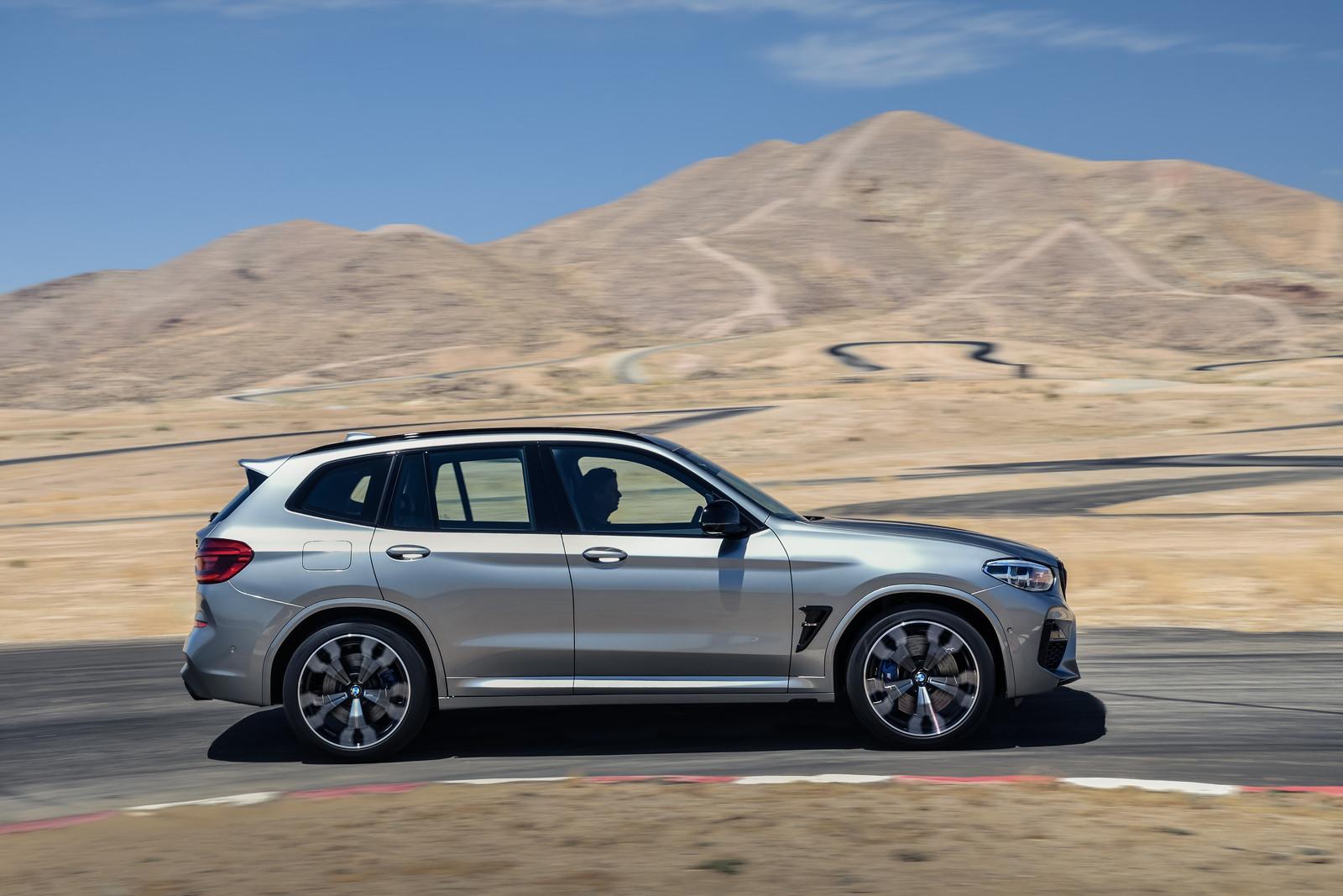 Foto de BMW X3 M 2020 (Presentación) (57/80)