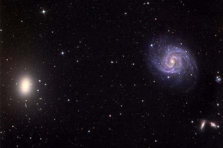 Resultado de imagen de ¿Descubren Galaxia sin materia oscura?
