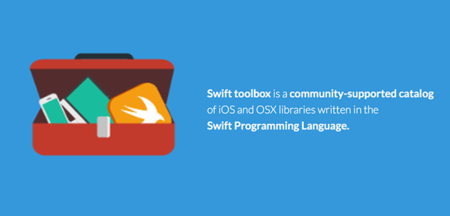 Swift Toolbox, librerías para iOS y OS X escritas en Swift