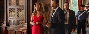 'Criminales en el mar', Adam Sandler sigue navegando en Netflix a bordo de una divertida comedia veraniega