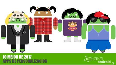 Las mejores apps de personalización para Android de 2017