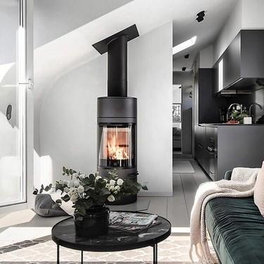 Lo que debes tener en cuenta para instalar un estufa de leña en casa