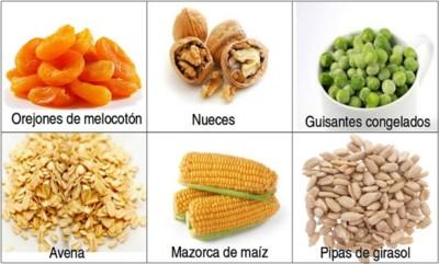 Adivina adivinanza: ¿cuál es el alimento con más fibra?