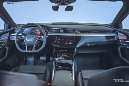 Audi Etron Sportback Matrix Light 2021 Prueba De Manejo Opiniones 81