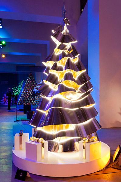 """Árboles de Navidad """"Haute Couture"""""""