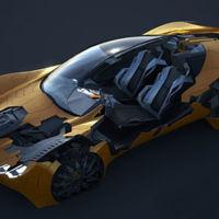 Project Flake, y tu que creías que el Mercedes deformable era increíble