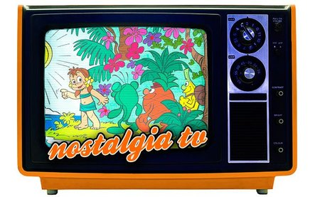 'Los Fruitis', Nostalgia TV