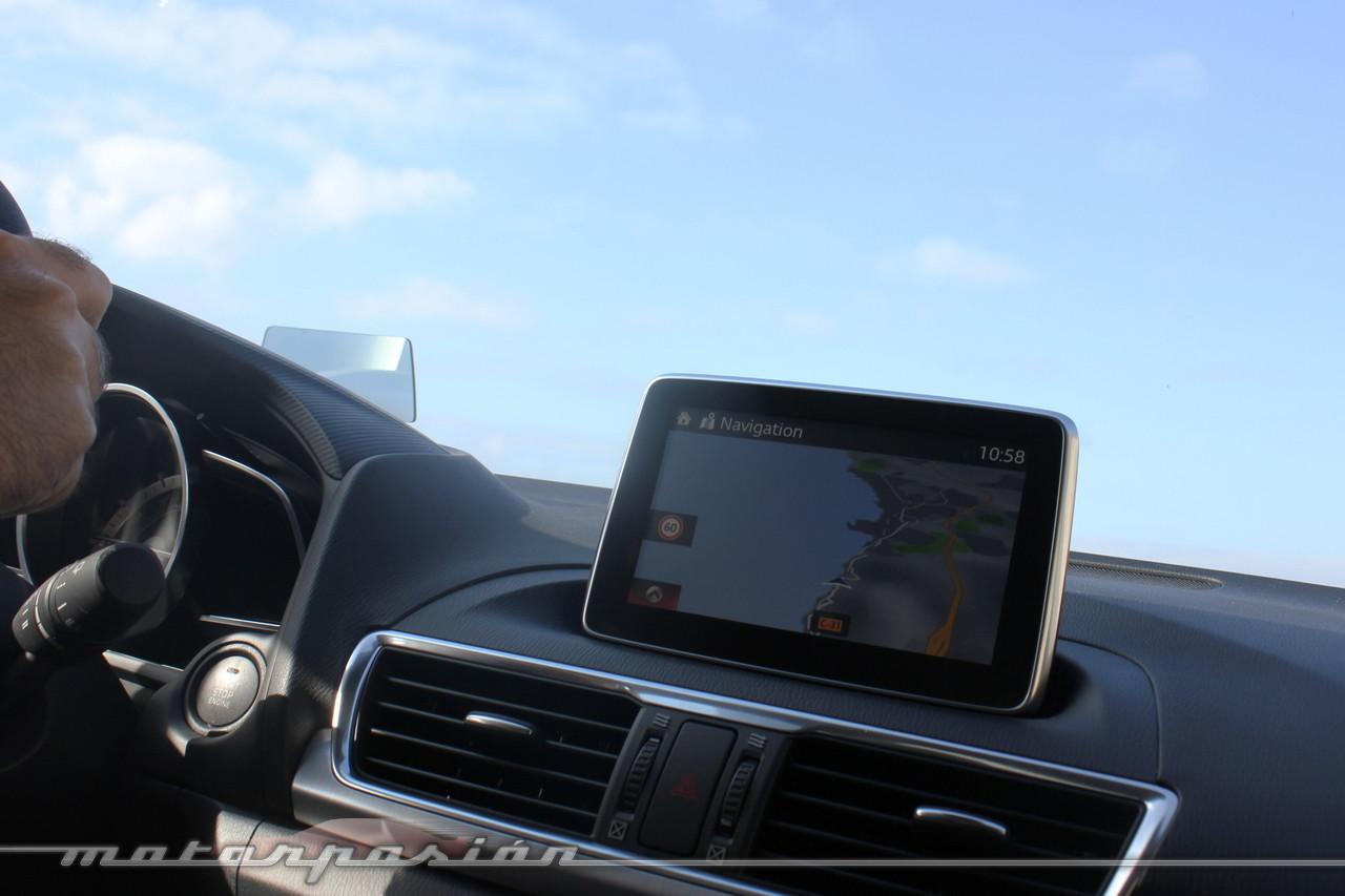 Foto de Mazda3 2013, presentación y prueba (48/61)