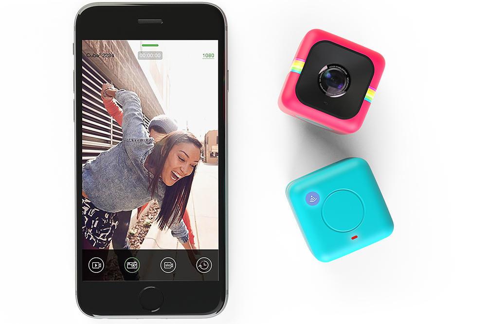 Polaroid Cube Phone Top
