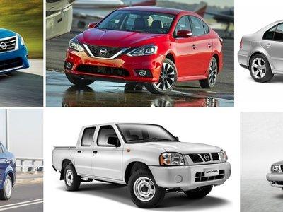 En el último año, estos han sido los autos más robados en México