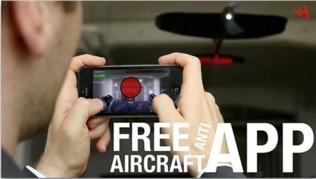 Combates de miniaviones controlados con el móvil más realidad aumentada, ¿cómo no lo habían inventado antes?