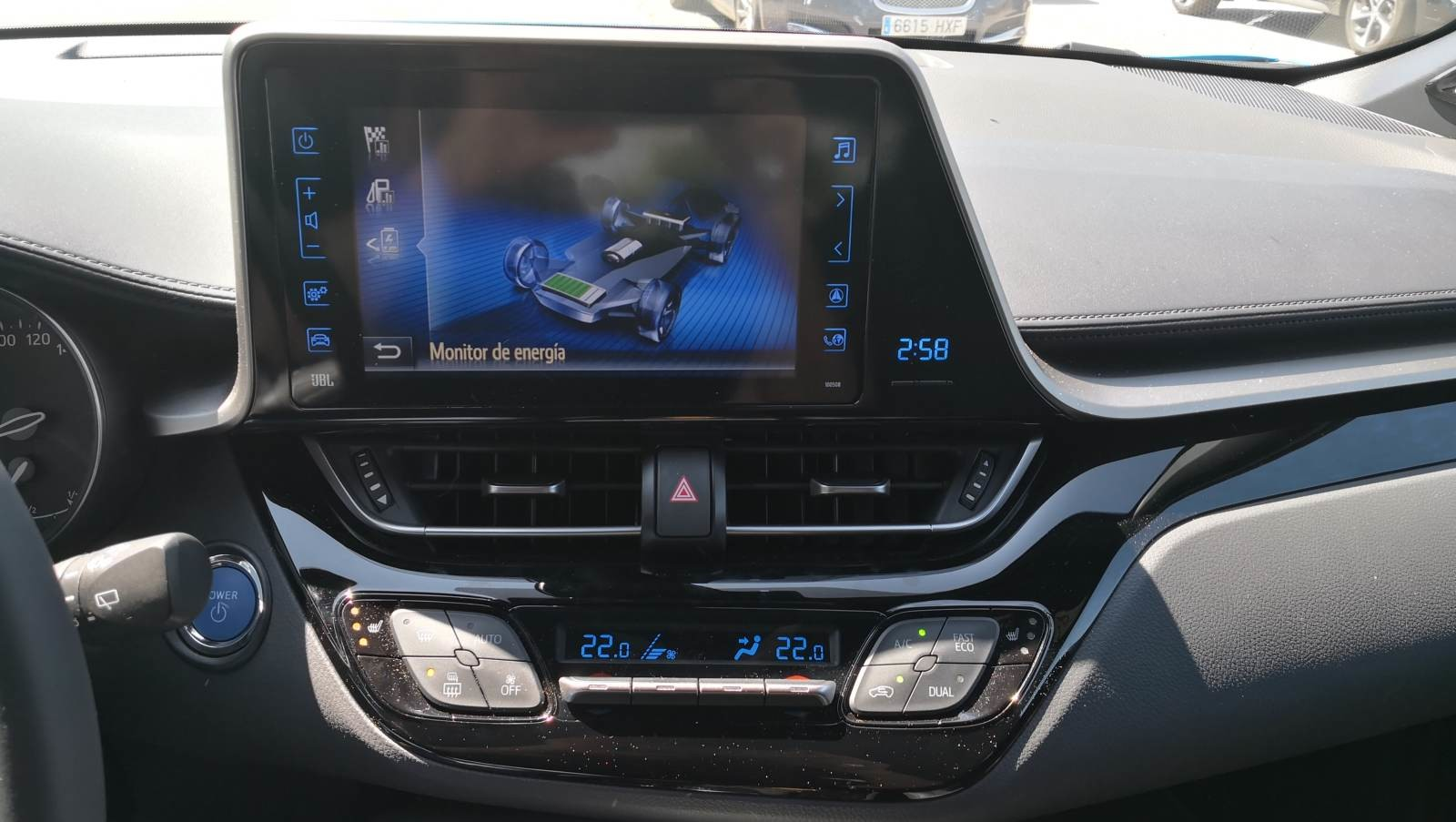 Foto de Toyota C-HR Dynamic Plus - Fotos interiores y detalles (7/15)