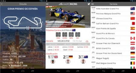 Formula Live24