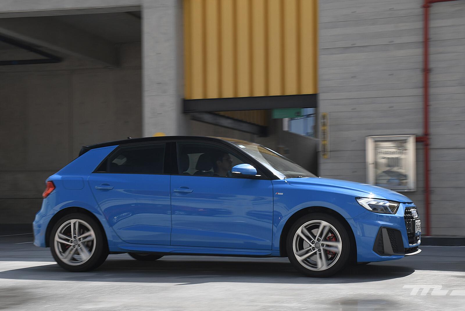 Foto de Audi A1 S-Line (prueba) (9/30)