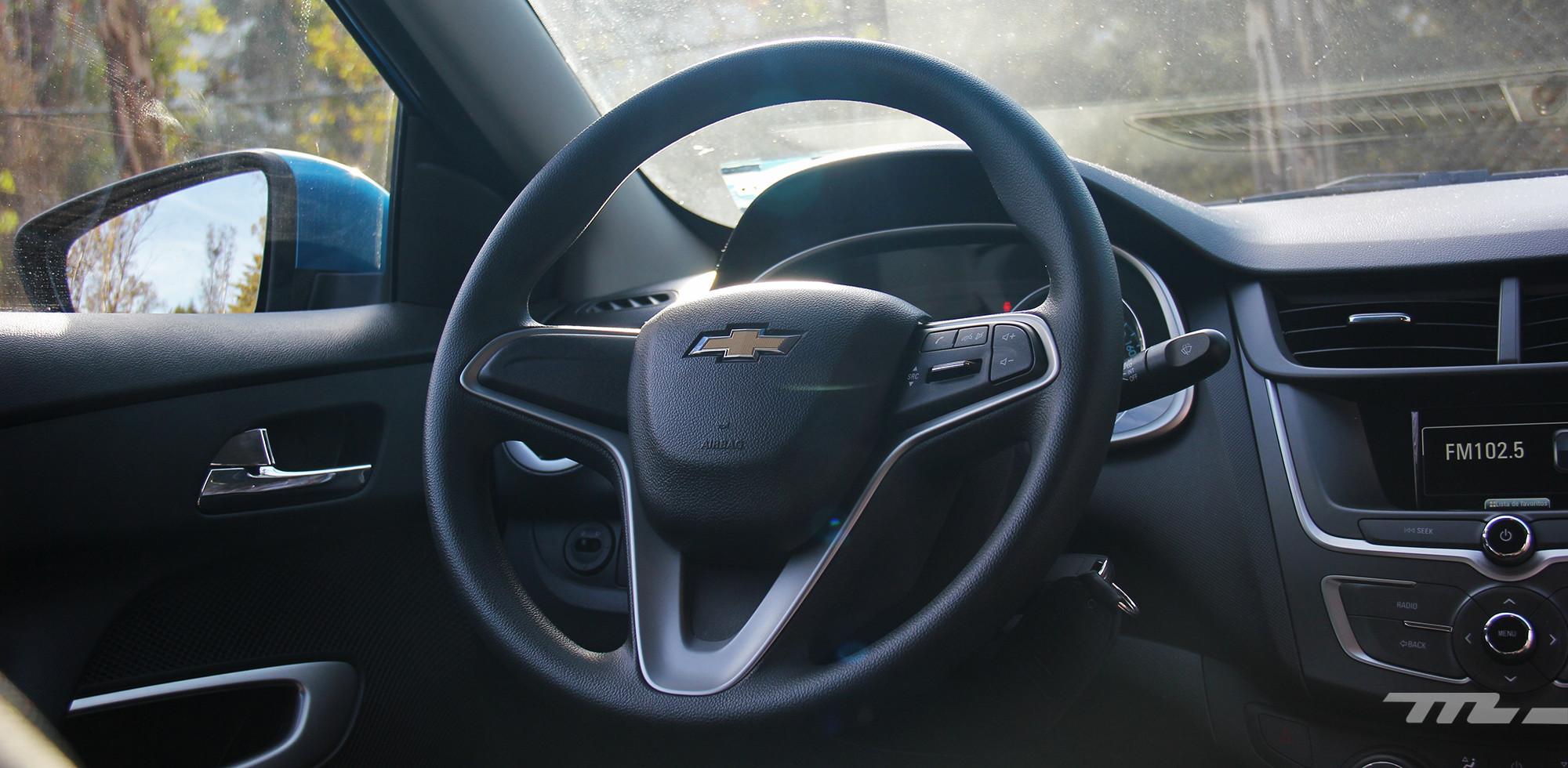 Foto de Chevrolet Aveo 2018 (prueba) (9/11)