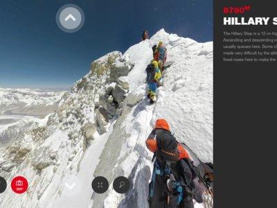 Project360: Tour virtual por las rutas de montañismo más impresionantes