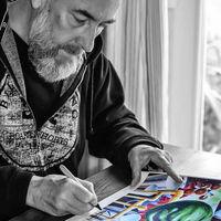 Fallece Bob Wakelin, autor de las portadas más emblemáticas de Ocean
