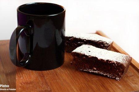 Bonheur de chocolate. Receta