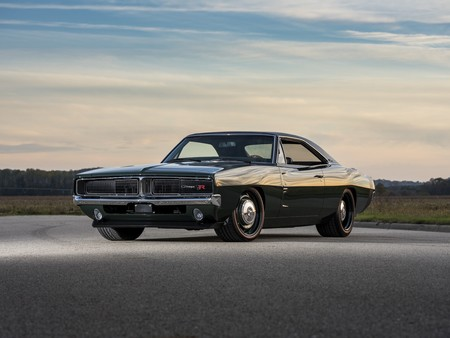 Este Dodge Charger Defector de 1969 es... ¿el restomod perfecto?